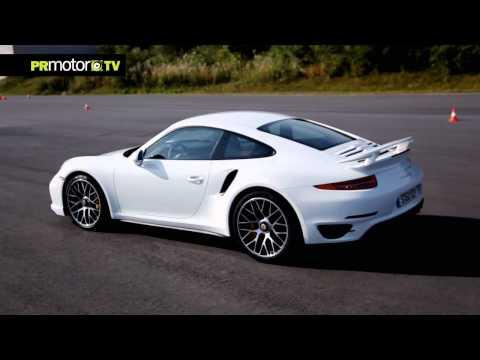 Porsche 911 Turbo S - Car News TV en PRMotor TV Channel