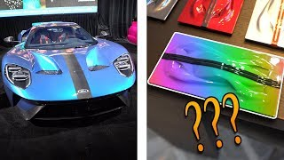 My Ford GT's Custom Color?