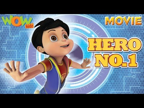HERO No  1 - Movie - Vir The Robot Boy - Live in India