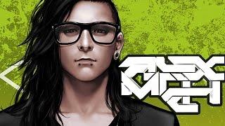Skrillex - Ruffneck (Chodegang Remix) [DUBSTEP]