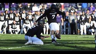 Football - Penn State Game Highlights (11/7/15)