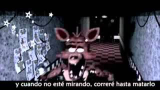 Foxy son vs  animatronicos rap  chanel oupening.
