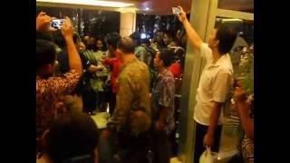 Megawati on Metro TV