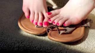 Sexy Amateur Feet