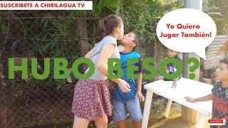 BESOS Y MÁS BESOS, EL JUEGO DE LA CARTA PARTE #2