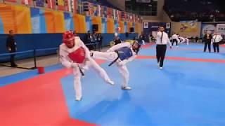 Greece Open G1 - Ahmad Abughaush (JOR) vs Ioannis Tsokanos (GRE)