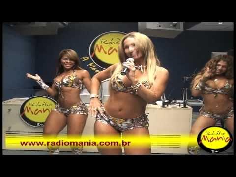 Rádio Mania Gaiola das Popozudas no Bundalelê