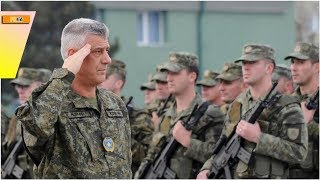 News 24h - Kosovo approves new army despite Serb opposition and NATO criticism