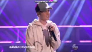 Justin Bieber - Where Are U Now - AMAs 2015