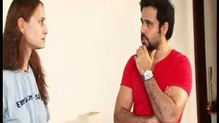 Bollywood Heartthrob Emraan Hashmi Meets His Big Fan From Germany - Exclusive