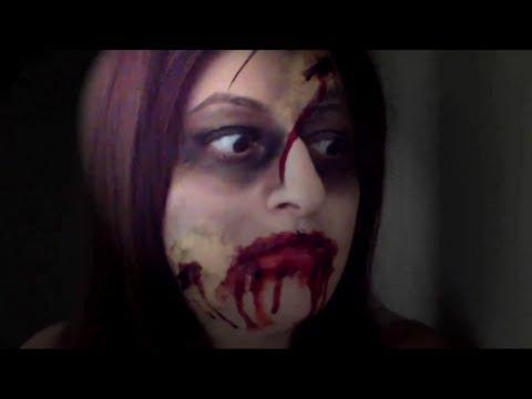 Xxx Mp4 Mquillaje Como Zombie Para Halloween 3gp Sex
