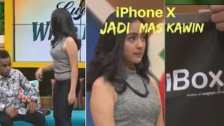 iPHONE X JADI MAS KAWIN | RUMAH UYA (11/01/18) 1-4