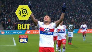 But Memphis DEPAY (11') / AS Saint-Etienne - Olympique Lyonnais (0-5)  / 2017-18