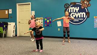 Audrey Nethery dances Merengue Zumba!!