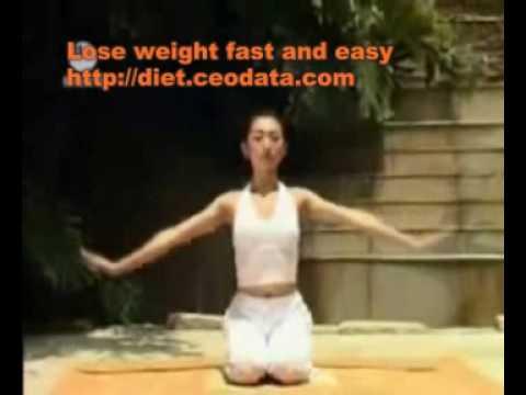 yoga - slim arms exercises