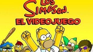 LOS SIMPSON EL VIDEOJUEGO - LA PELICULA DEL JUEGO - CAPITULOS EN ESPAÑOL