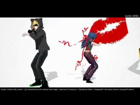 Xxx Mp4 MMD Miraculous Ladybug PV Break Dance AU Lucky Strike 3gp Sex