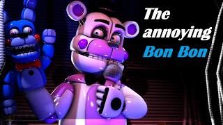 SFM FNAF the annoying bon bon (Collab)
