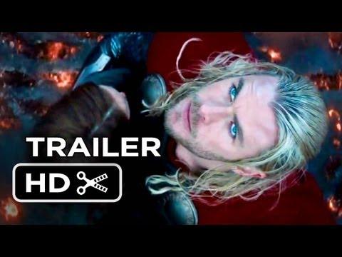 Thor: The Dark World Extended Trailer (2013) - Chris Hemsworth Movie HD
