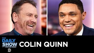 """Colin Quinn - Calling for the Breakup of America in """"Red State Blue State"""" 