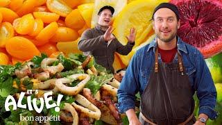 Brad Makes Fermented Citrus Fruits | It