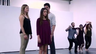 UCAM - Compañía de Danza (Éxodos)