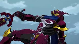 Garo  The Animation Alfonso becomes the Makai Knight , HD 720P