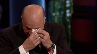 Sharks Get Emotional During Pitch - Shark Tank