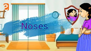 Noses  | Class 4 English | NCERT/CBSE | From Eguides