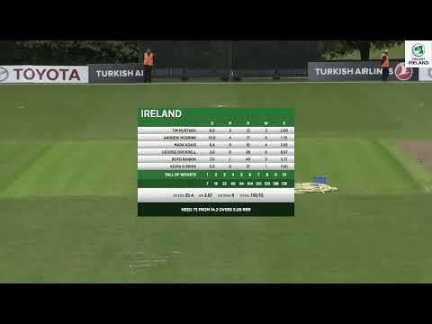 Xxx Mp4 LIVE Cricket Ireland Vs Afghanistan 1st ODI 3gp Sex