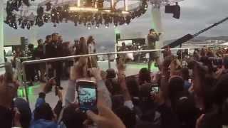 Booba - OKLM - Le grand journal au Festival de Cannes