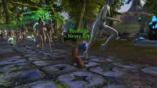 [Rift] 3rd Never Die Guild Event Naked Marathon