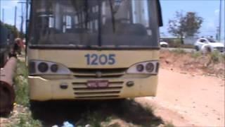 Expedição GPMT-RN: Expedição I - Transportes Guanabara 1025 e 1205