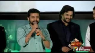 Actory Surya talks about Madhavan and Irudhi Suttru