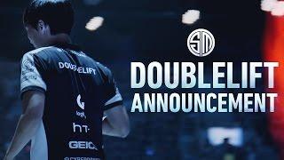 TSM Doublelift Announcement