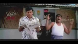வடிவேலு காமெடி - Vadivelu Saloon shop comedy