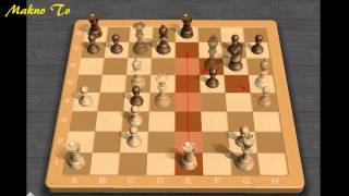 advanced chess strategy ( Bobby Fischer vs Bent Larsen )