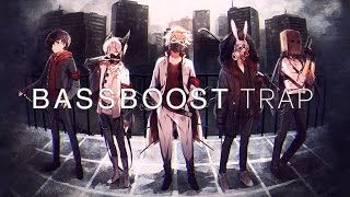 Bass Boosted | A Trap Gaming Music Mix