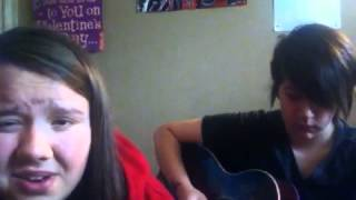 What Makes You Beautiful by One Direction (acoustic cover)