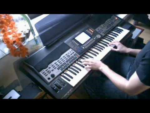 Ave Maria played on Yamaha PSR 9000