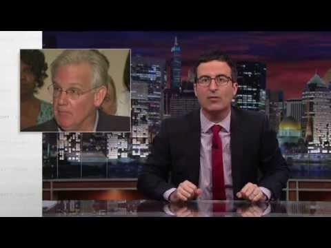 Ferguson, MO and Police Militarization: Last Week Tonight with John Oliver (HBO)