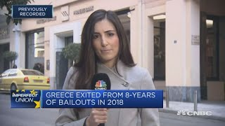 Greek banks to significantly reduce NPLs by 2021, Piraeus CEO says | Squawk Box Europe