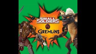Small Soldiers Vs Gremlins