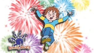 Horrid Henry's New year Resolutions