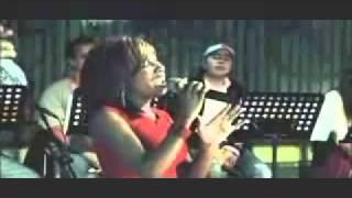 Alex Campos y Lilly Goodman   Sueño de Morir  DVD Concierto Parte 9 de 14  Musica Cristiana