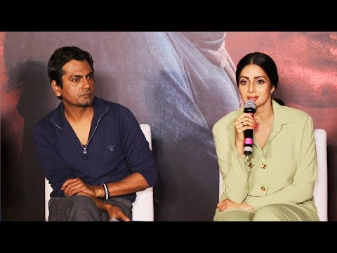 Xxx Mp4 Nawazuddin Is A GIFTED Actor Says Sridevi At MOM Trailer Launch 3gp Sex