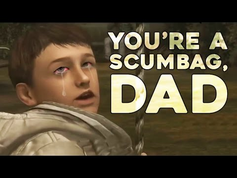 10 Scumbag Video Game Dads Who Don t Deserve Custody