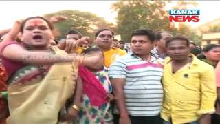 Political Storm In Bhubaneswar Over Controversial Sex Tape