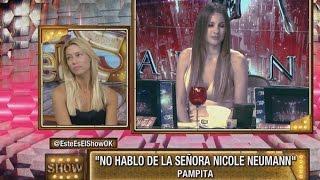 ¿Pampita se está vengando de Nicole?