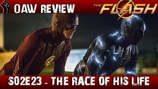 The Flash Season 2 Episode 23 Review -